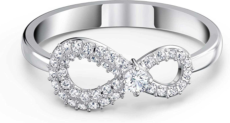 Swarovski 5535192 - Anillo de Cristal para Mujer