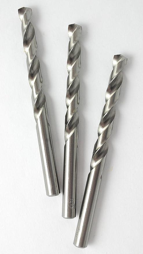 HSS Spiral Drill Bit Short Shank DIN 338 Metal Drill Bit Ground