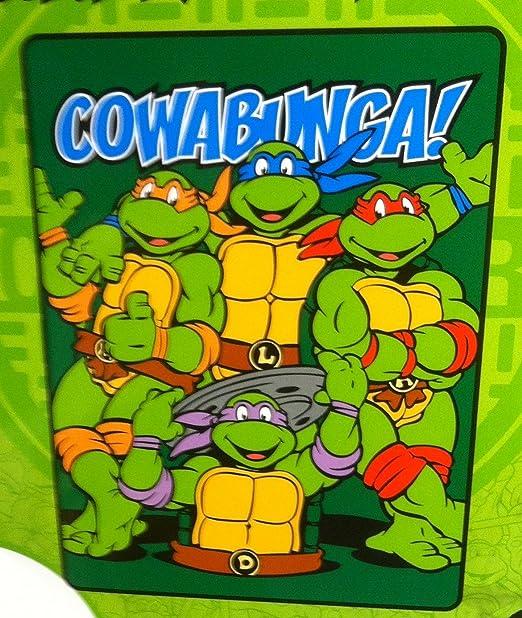 Amazon.com: Classic Teenage Mutant Ninja Turtles Cowabunga ...