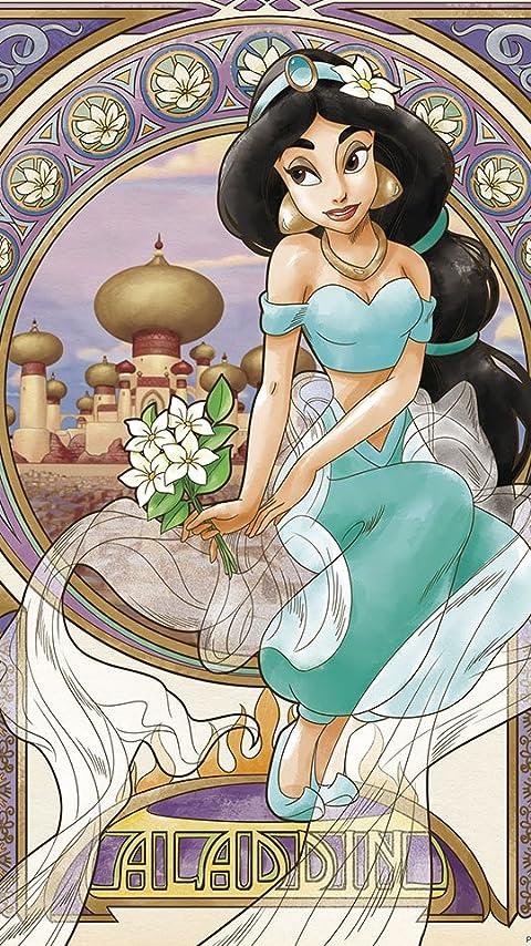 ディズニー ジャスミン XFVGA(480×854)壁紙画像