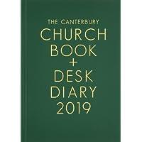 The Canterbury Church Book & Desk Diary 2019 Hardback Edition