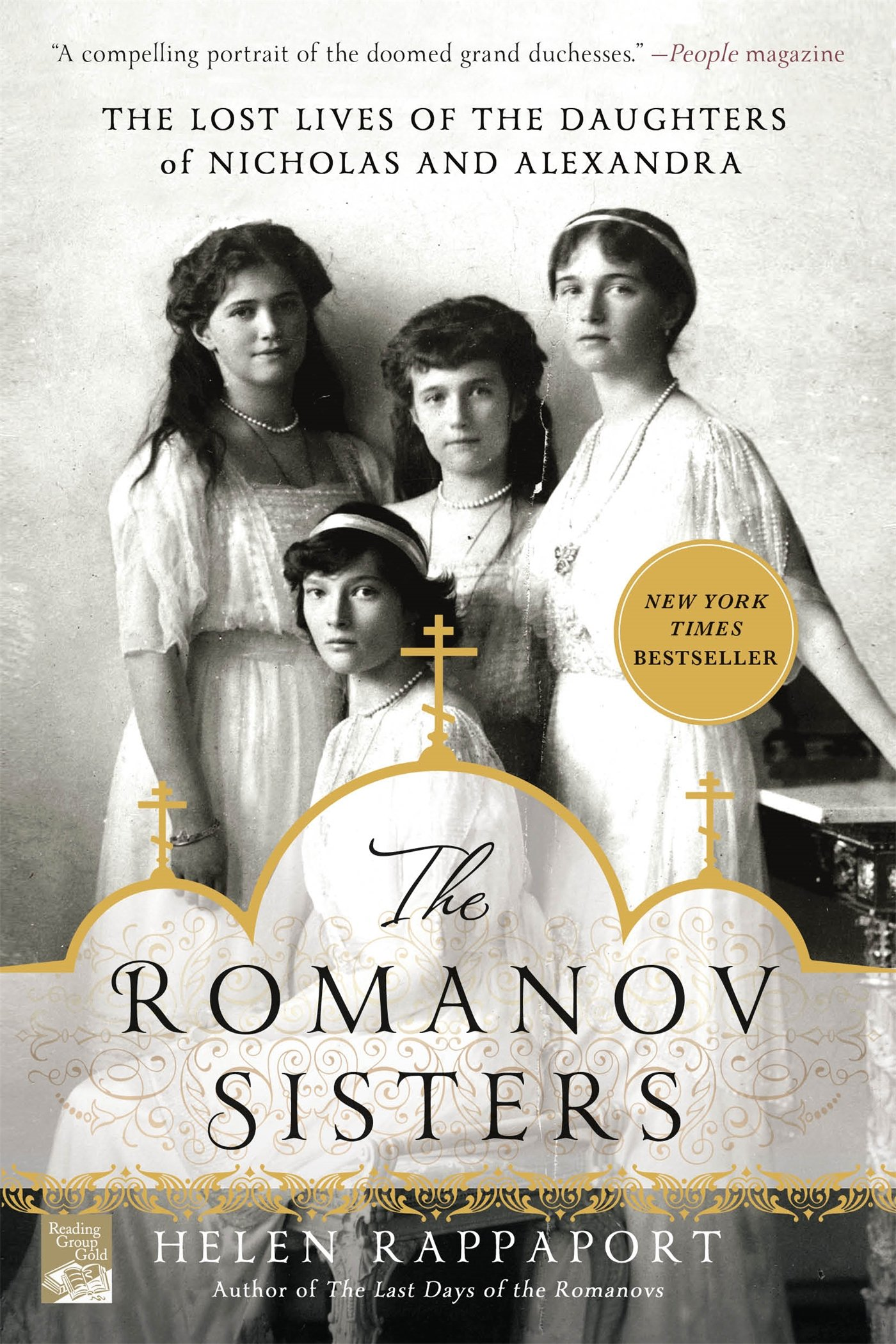Image result for The Romanov Sisters by Helen Rappaport