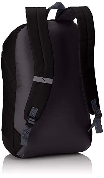 8075a7a91b Puma 21 Ltrs Black Casual Backpack (7411501)  Amazon.in  Bags ...