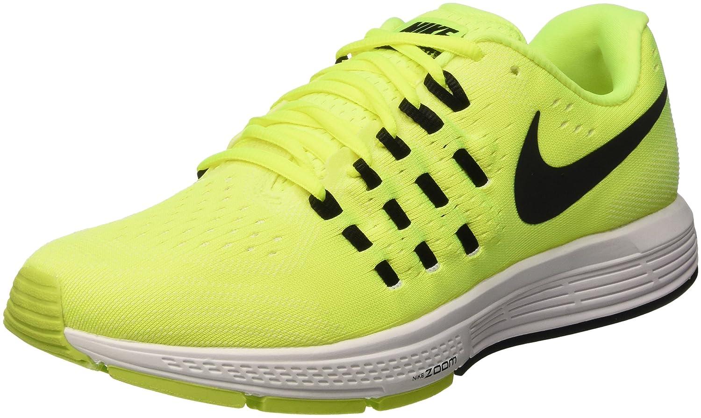 Nike Air Zoom Vomero 11 - Zapatillas, Hombre 42 EU|Multicolor (Volt/Black-white-summit White)