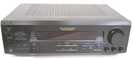 Sony Dolby Suround Pro-Logic Digital Signal Processing, AM/FM Receiver STR-