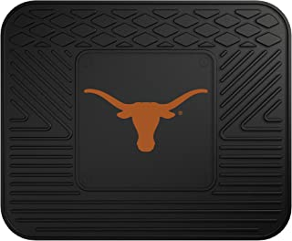 """product image for FANMATS 10088 NCAA University of Texas Longhorns Vinyl Utility Mat,Multi-colored,14""""x17"""""""