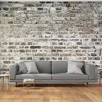 Murando   Fototapete Ziegel Optik 400x280 Cm   Vlies Tapete   Moderne  Wanddeko   Design Tapete