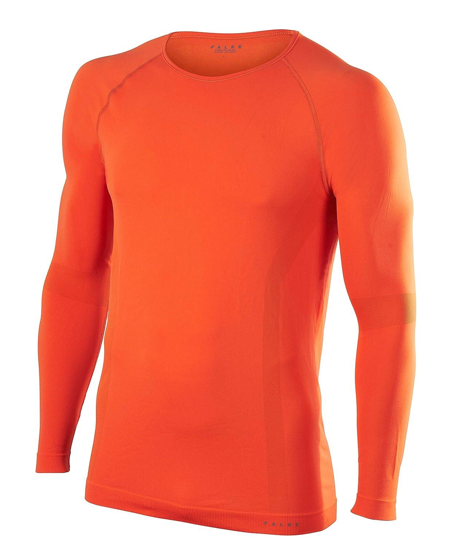 FALKE Herren Warm Longsleeved Shirt Comfort Men Sportunterwäsche
