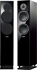 Yamaha NS-F150 Floor Standing Speaker - Black