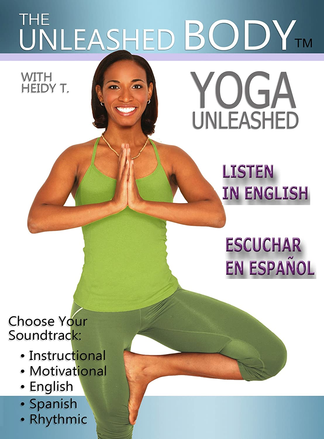 Amazon.com: The Unleashed Body: Yoga Unleashed: Heidy T ...