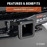CURT 13555 Class 3 Trailer Hitch, 2-Inch Receiver
