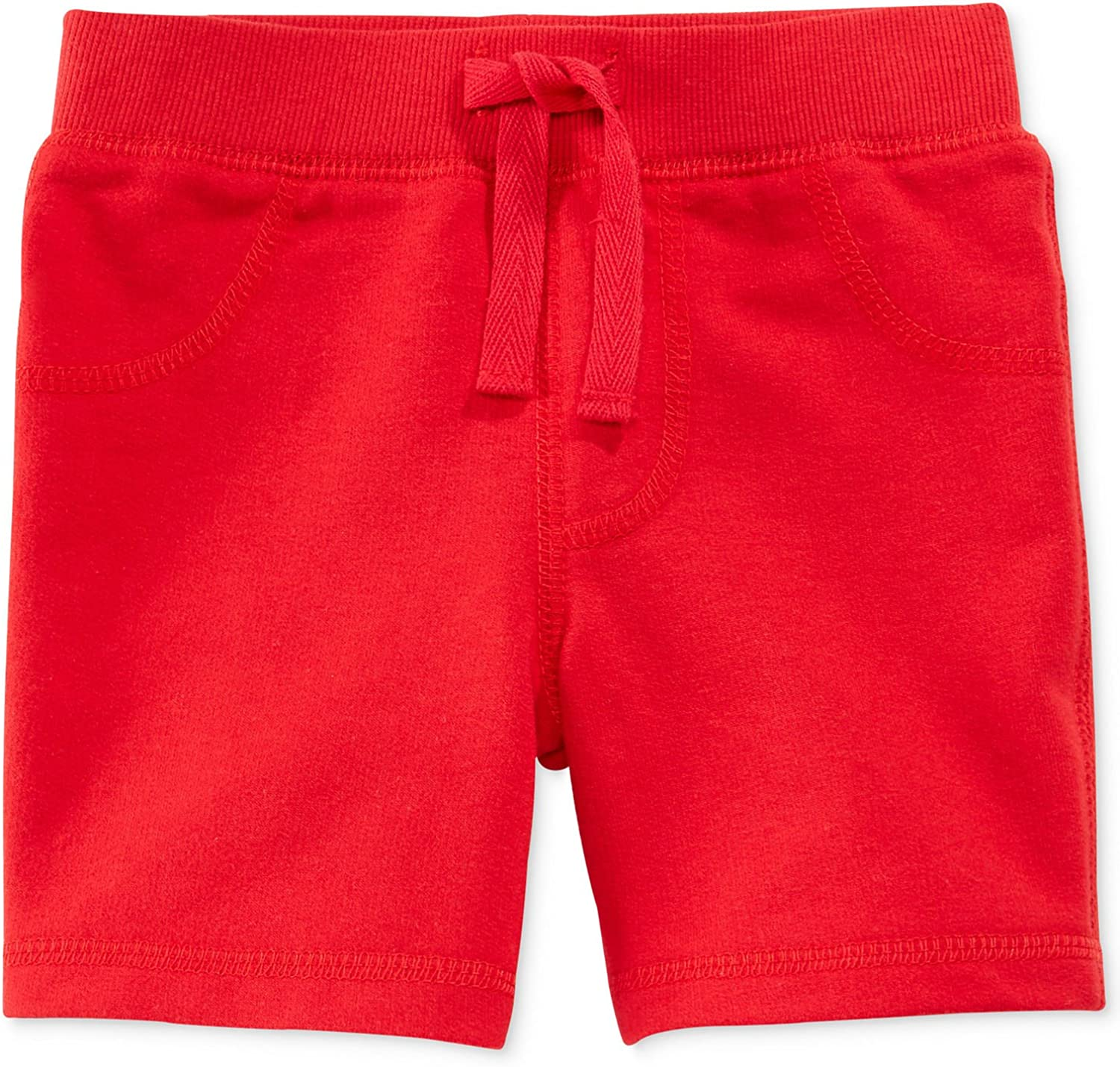 First Impressions Baby Boys Pull-on Shorts Infra Red 18 Months