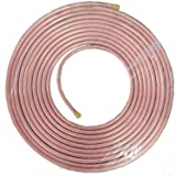 "1/2 in "". x 50 ft. Copper Soft Type Refrigeration Pipe/Tubing"