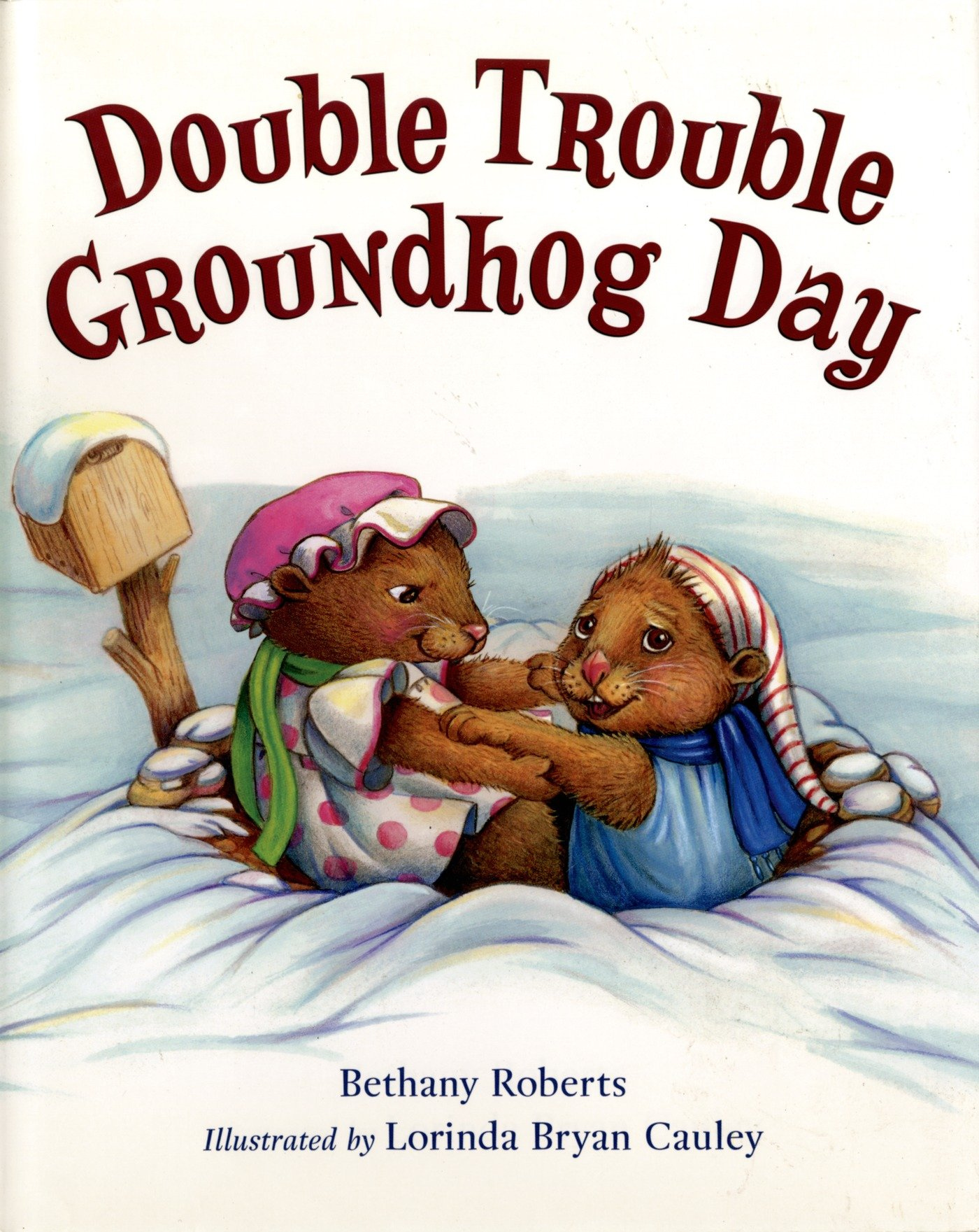 Download Double Trouble Groundhog Day pdf epub