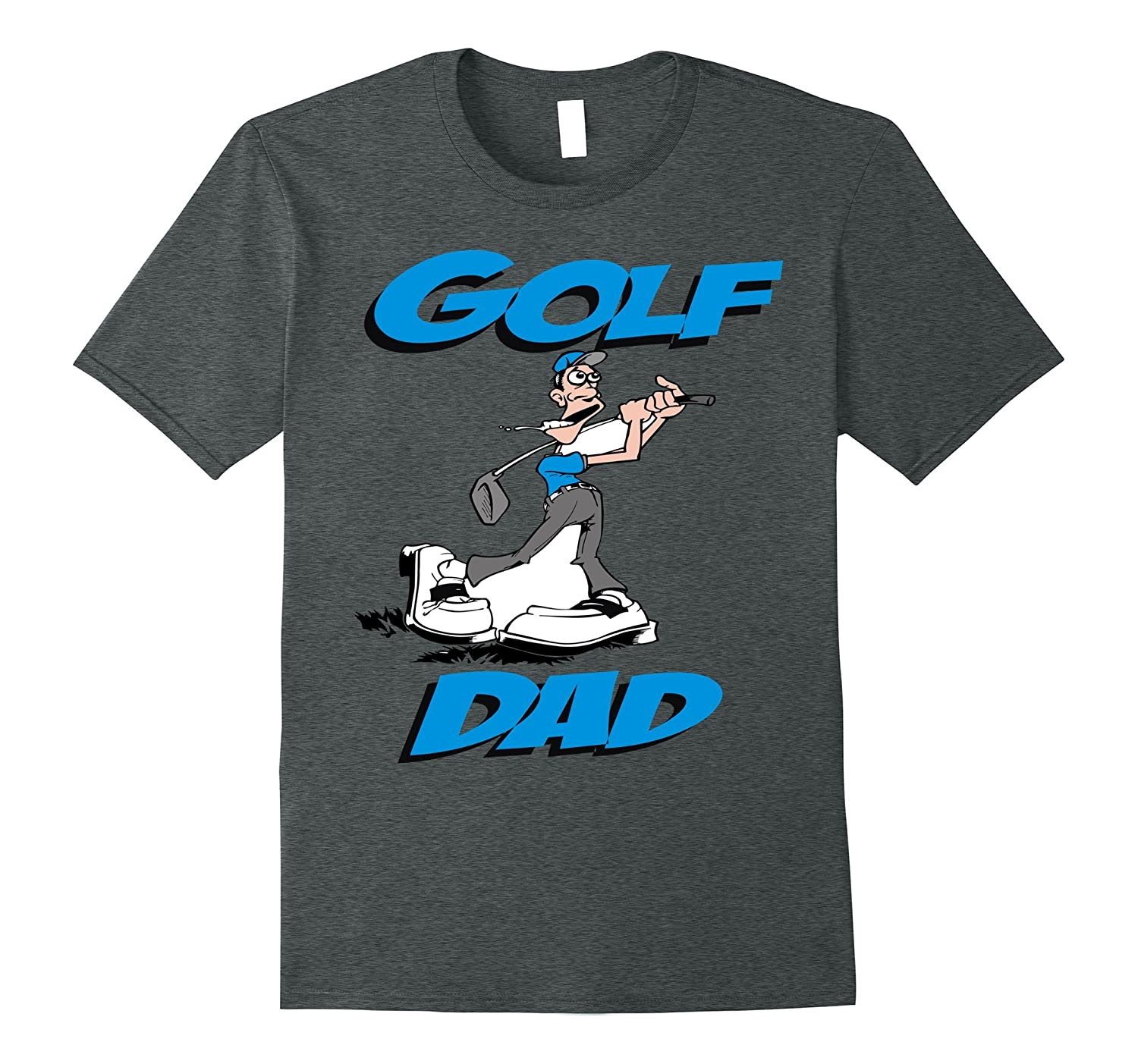 Mens Golf t-shirt fathers Day-CD
