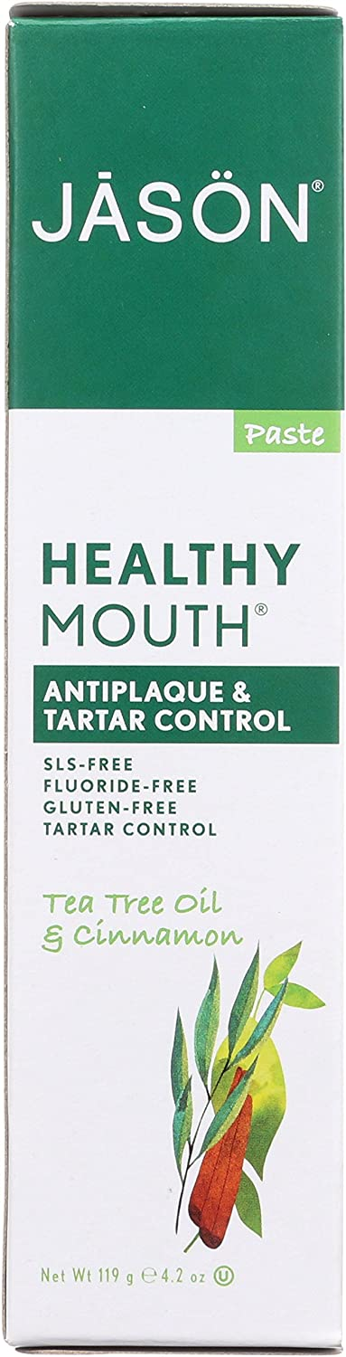 Jason Healthy Mouth Toothpaste 119 g 01515