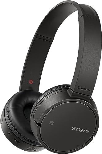 Sony WH-CH500 Wireless On-Ear Headphones, Black WHCH500 B