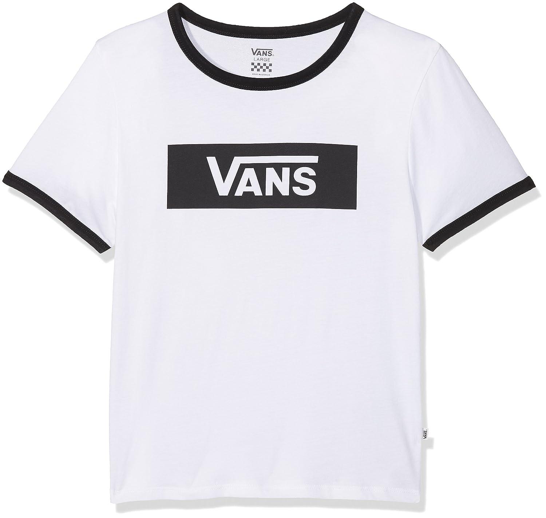Vans_Apparel Open Road, Camiseta sin Mangas para Mujer: Amazon.es: Ropa y accesorios