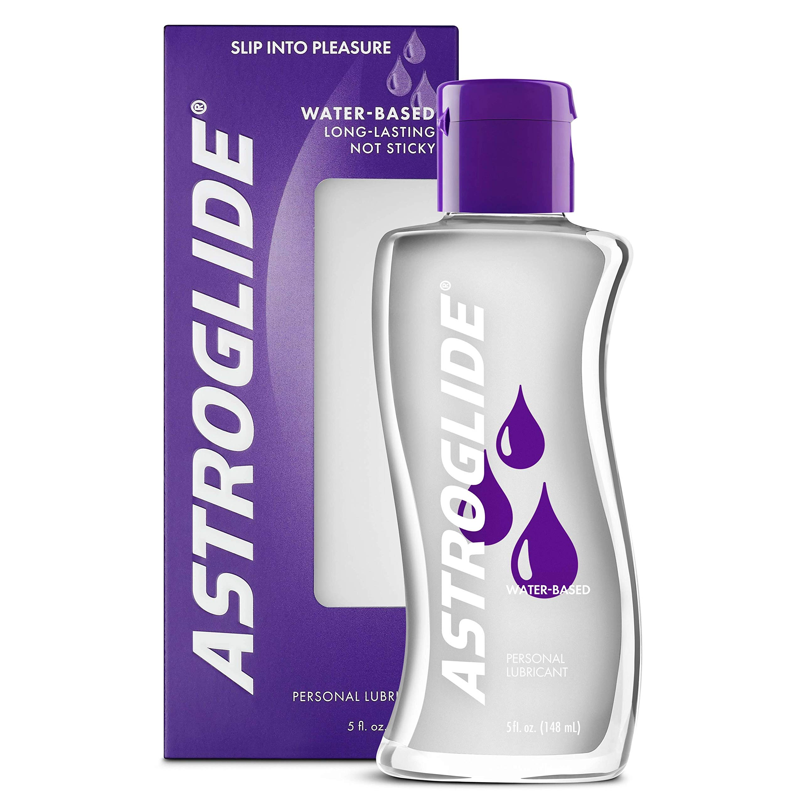 Astroglide Personal Lubricant - 5 oz Pack of 4 by Astroglide