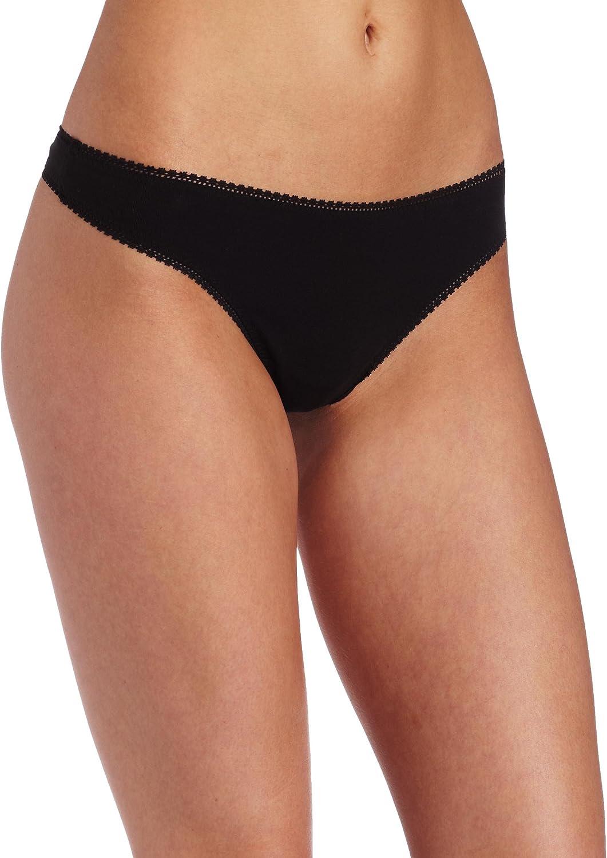 On Gossamer Women's Cabana Cotton Hip G-Thong Panty