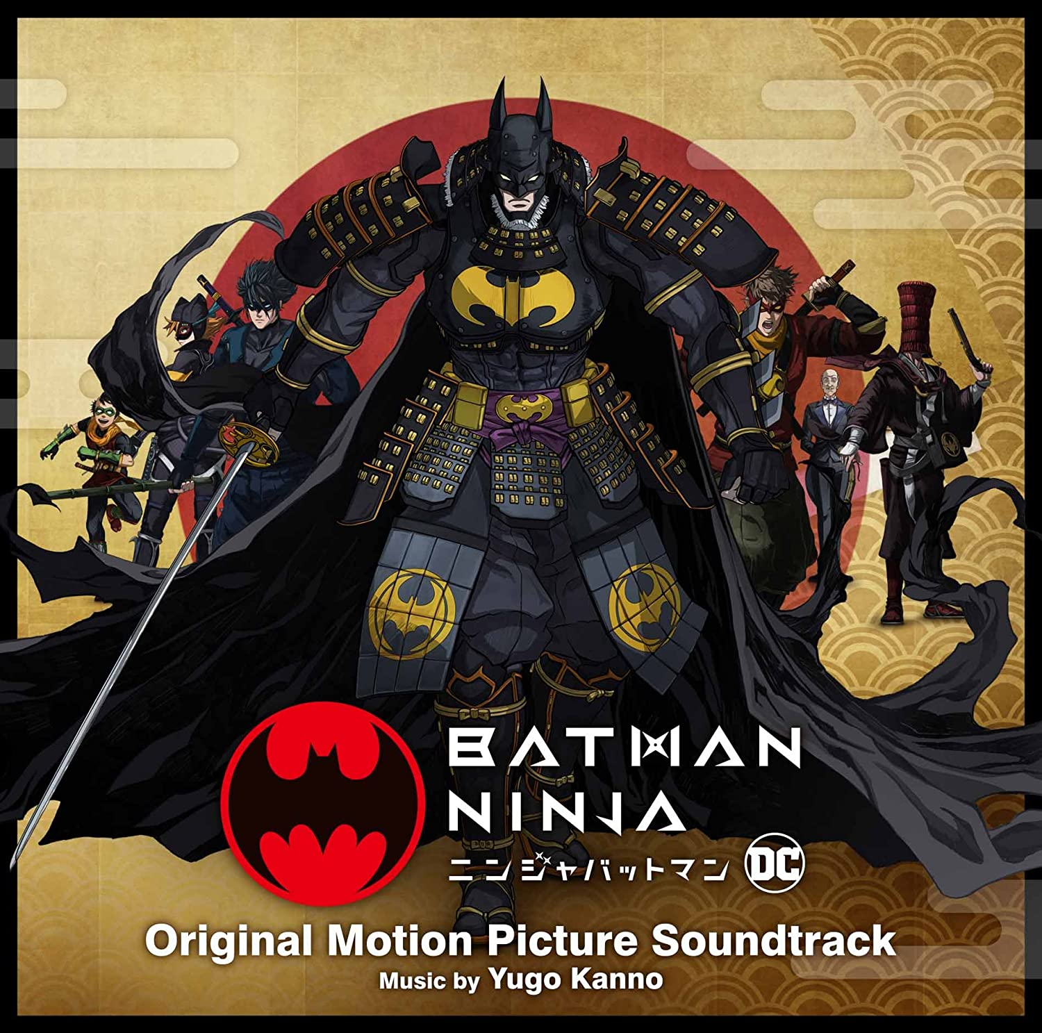 KANNO YUGO - Batman Ninja (Original Motion Picture ...