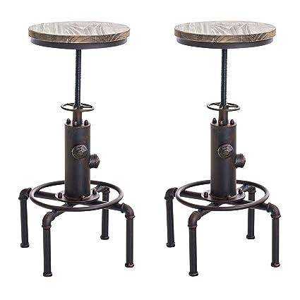 Terrific Amazon Com Articial Fire Hydrant Design Swivel Industrial Ibusinesslaw Wood Chair Design Ideas Ibusinesslaworg
