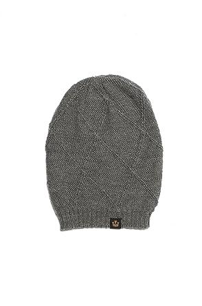 abbf5b931f763 Goorin Bros. Unisex Adult Soho Beanie Hat - Gray - One Size at Amazon Men s  Clothing store