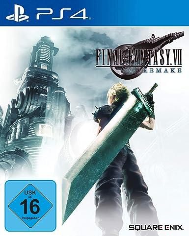 Final Fantasy VII HD Remake (Playstation 4) [Importacion Alemania ...