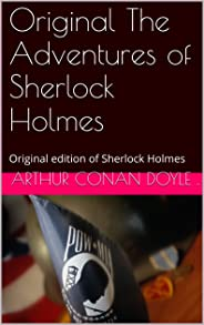 Original The Adventures of Sherlock Holmes (annotated): Original edition of Sherlock Holmes (English Edition)
