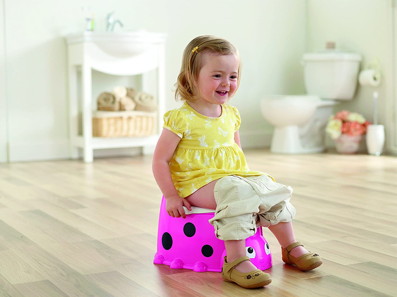 Mattel BBM85 Baby Gear Mariquita orinal