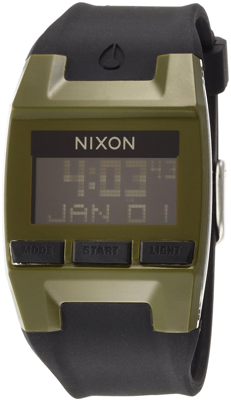 [ニクソン]NIXON COMP: SURPLUS/BLACK NA4081089-00 メンズ 【正規輸入品】 B017KBB22G SURPLUS/BLACK SURPLUS/BLACK