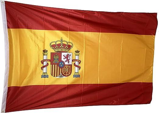 Tus Banderas DE ESPAÑA (1982-ACTUALIDAD): Amazon.es: Jardín