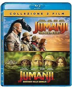 Jumanji: The Next Collection (2 Blu-Ray) [Italia] [Blu-ray]
