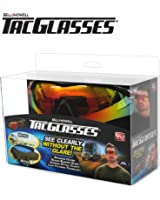 TACGLASSES by Bell+Howell Sports Polarized Sunglasses for Men/Women, Military-Inspired As Seen On TV