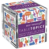 TABLETOPICS Best Things Ever: Questions to Start Great Conversations