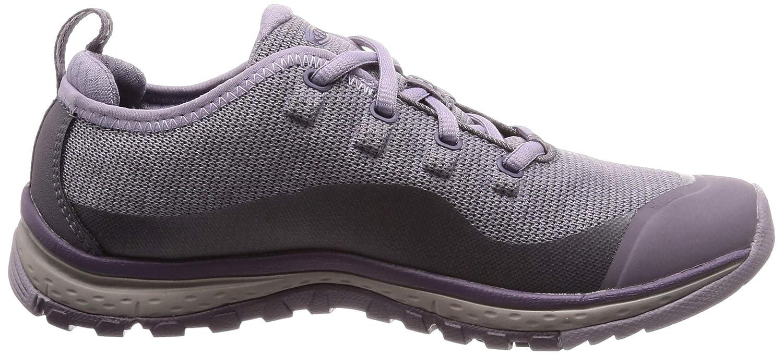 Zapatos de Low Rise Senderismo para Mujer Keen Shark//Lavender Grey