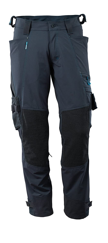 Mascot 17079-311-010-82C47 Trousers Safety Pants Black//Blue 82C47