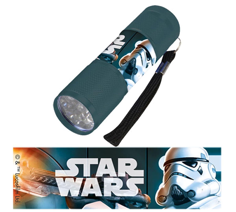 Sports et Loisirs Philips Lampe Torcheprojecteur LED Motif Star Wars Noir