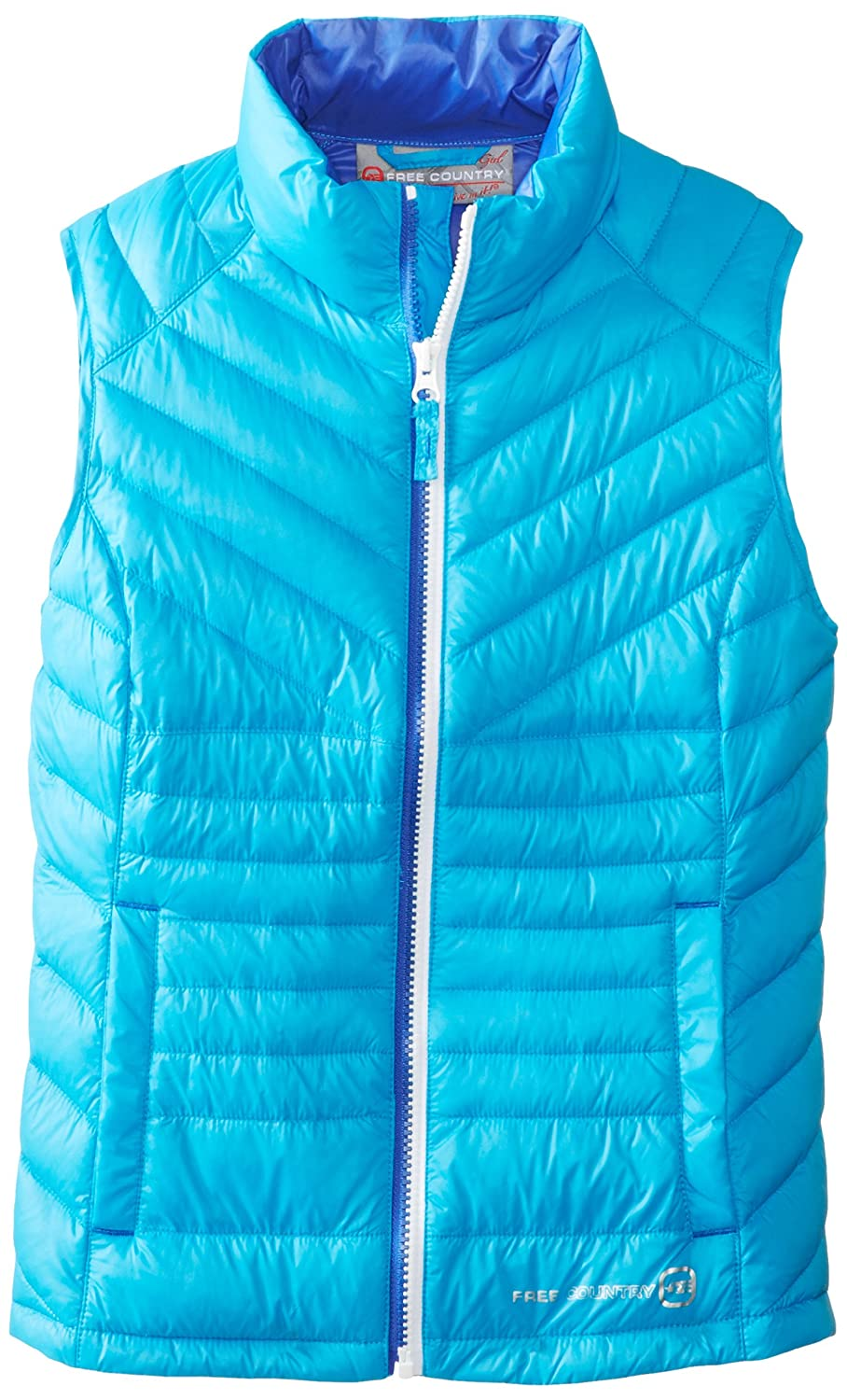 Free Country Big Girls Down Vest