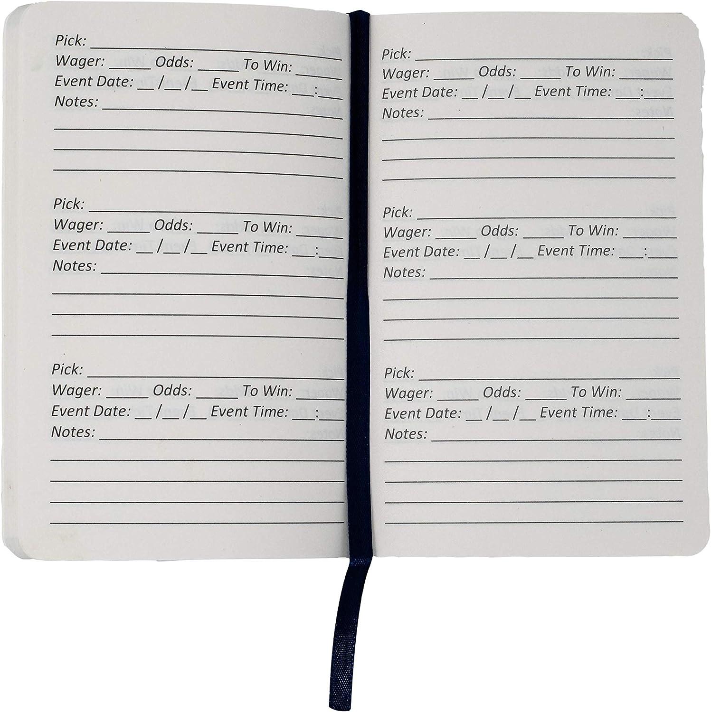 sports betting notebook