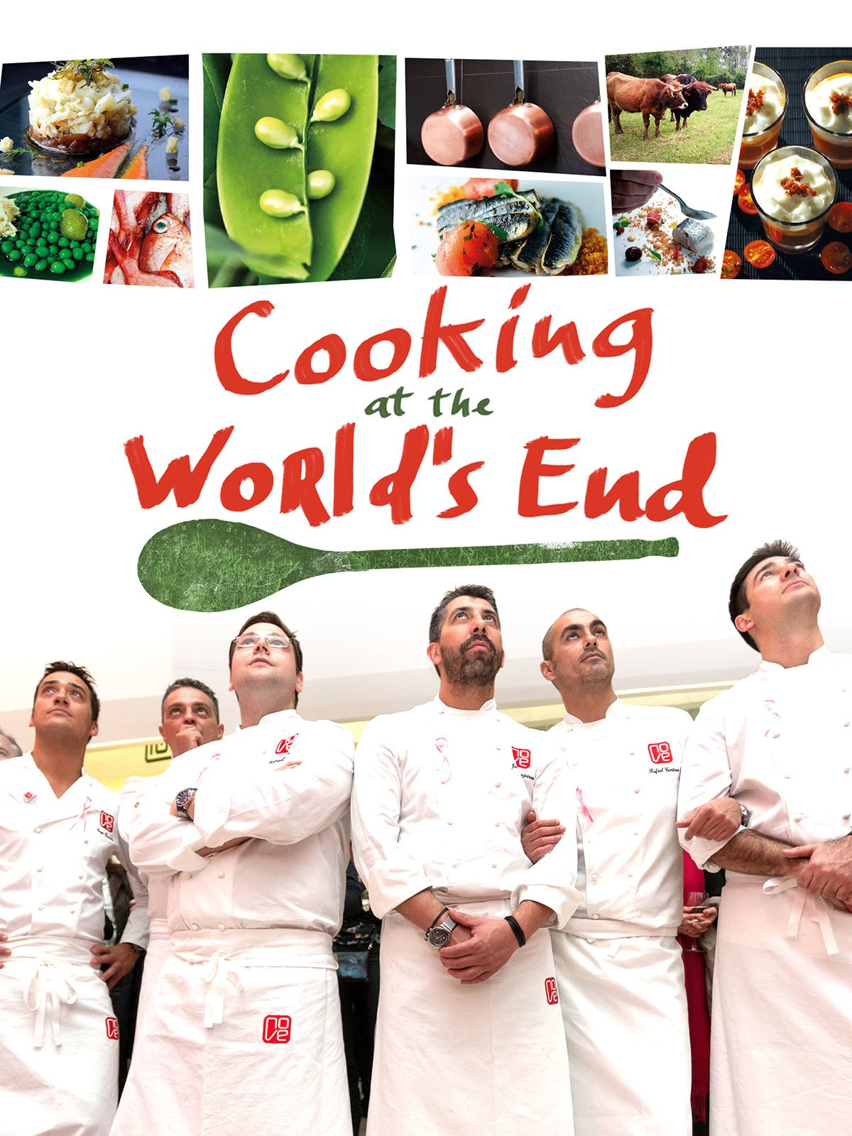 Cooking at the World's End by