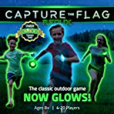 Capture the Flag REDUX: a Nighttime Outdoor Game for Youth Groups, Birthdays and Team Building – a Unique Glow-in-The-Dark Gift