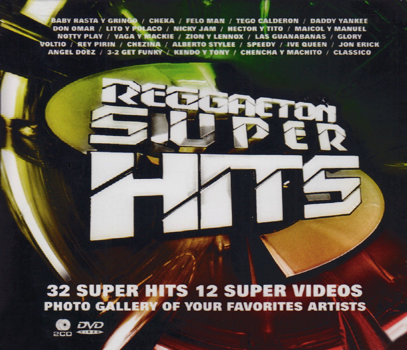 Reggaeton Super Hits by Universal Latino