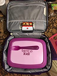 Amazon Com Bentgo Kids Childrens Lunch Box Bento Styled