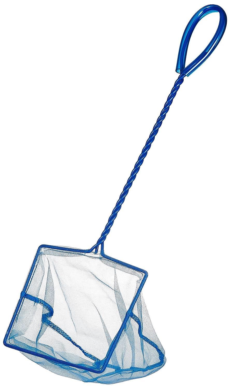 Marina Fine Soft Mesh Fish Net with Plastic Coated Handle 12.5 cm// 5-inch