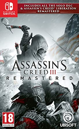 Assassins Creed III Remastered - Nintendo Switch [Importación ...