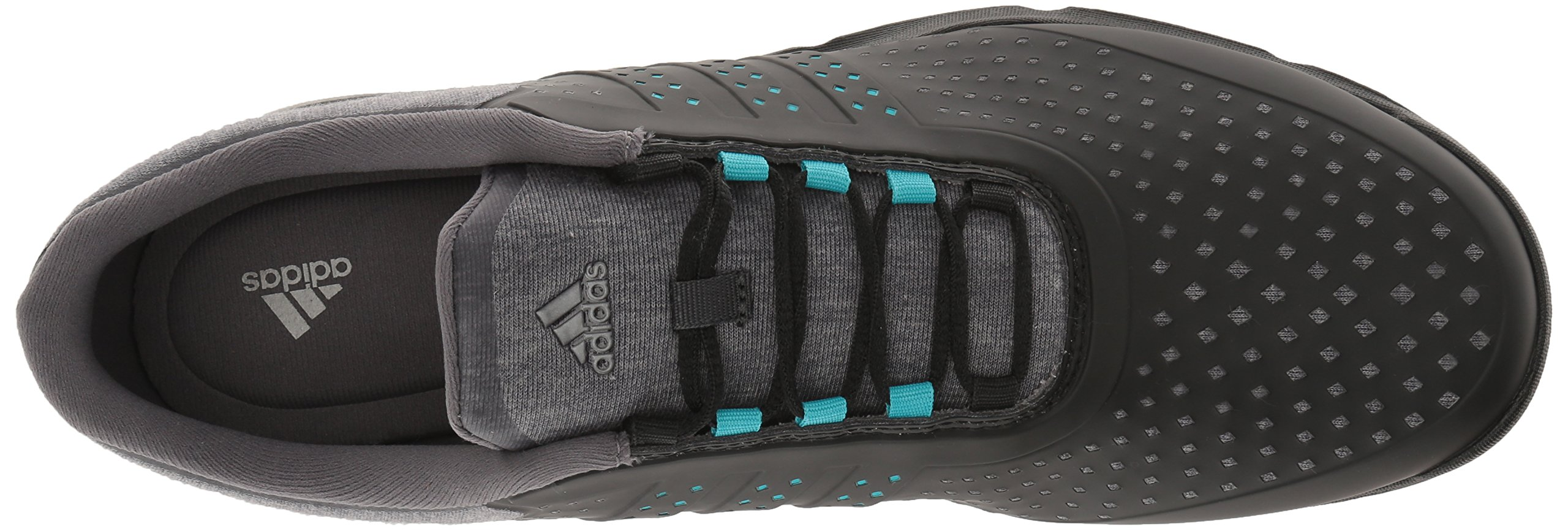adidas Women's Adipure Sport Golf Shoe, Grey, 7 M US by adidas (Image #8)