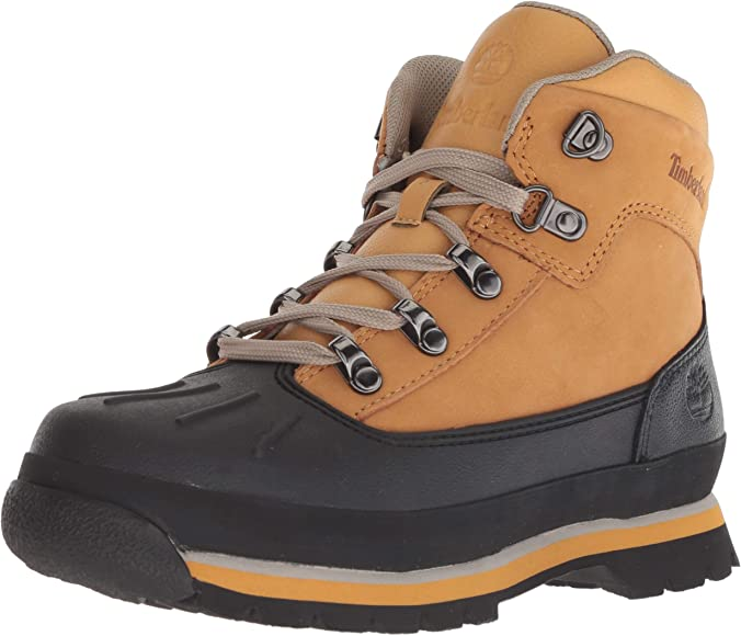 Euro Hiker Shell Toe Fashion Boot