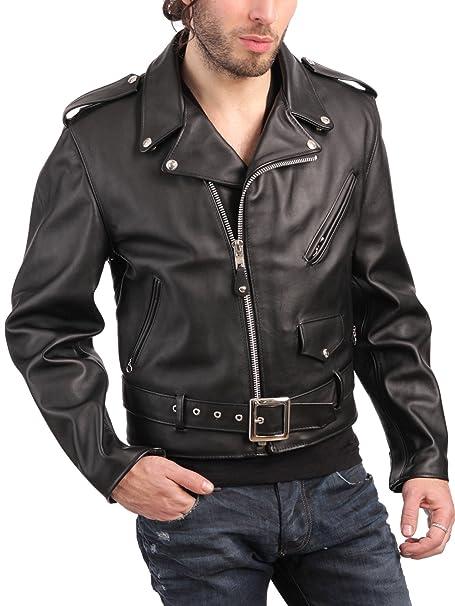 dee5557c9c1 Schott NYC Perfecto Leather Motorcycle Jacket