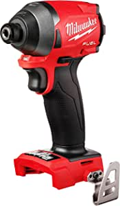 """Milwaukee 2853-20 M18 FUEL 1/4"""" Hex impact Driver (Bare Tool)-Torque 1800 in lbs"""